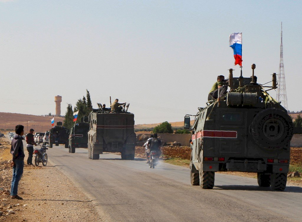 俄土簽協議 敘利亞民主力量感謝俄化解百姓戰禍