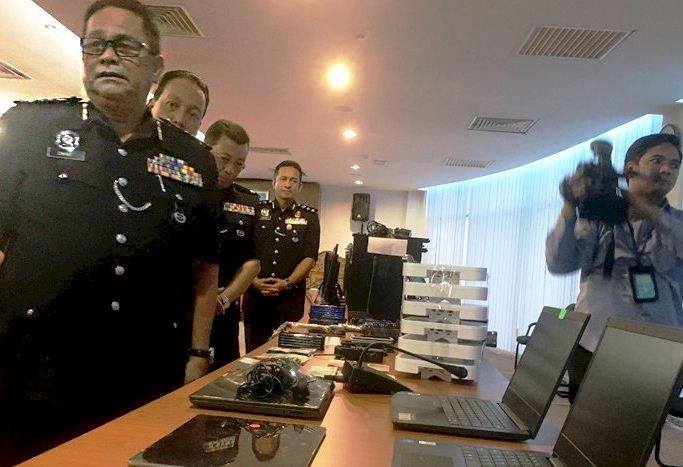 沙巴偵破史上最大電話詐騙案 逮捕80中國籍嫌犯