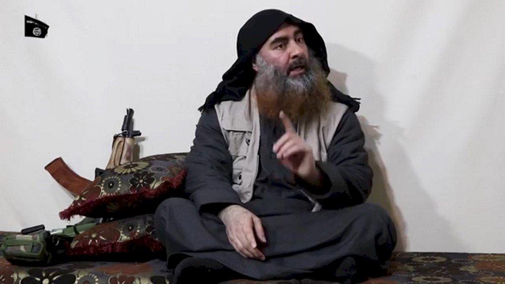 全球頭號要犯 IS首腦巴格達迪再傳死訊