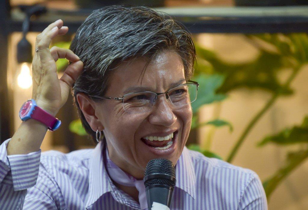 哥倫比亞史上首次 首都出現女性市長