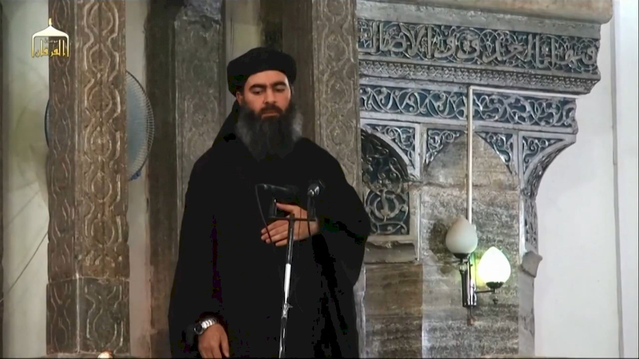 伊朗潑冷水:IS首腦喪命並非戰役結束