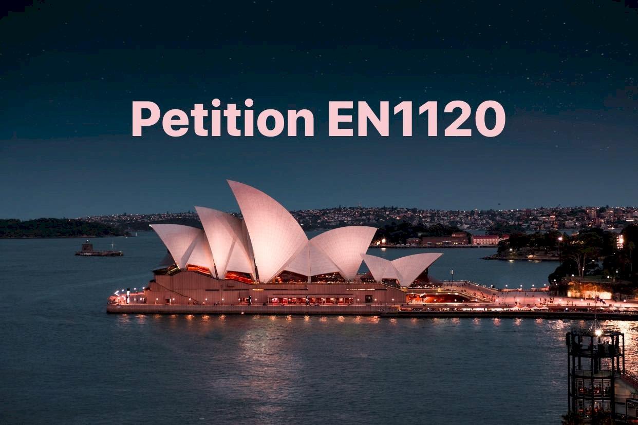 連署籲外交承認中華民國台灣 澳洲政府須回應