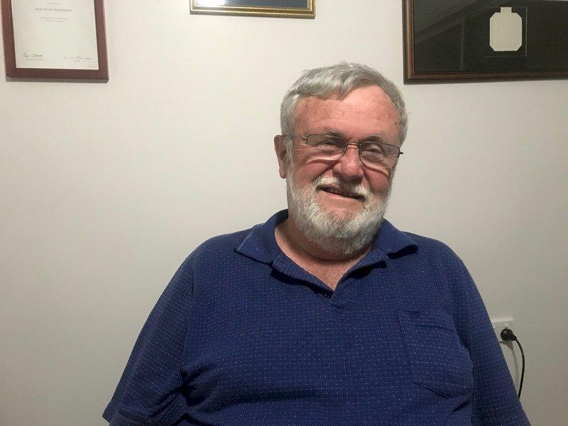 發起請願籲澳洲承認台灣 73歲退休律師長期挺台
