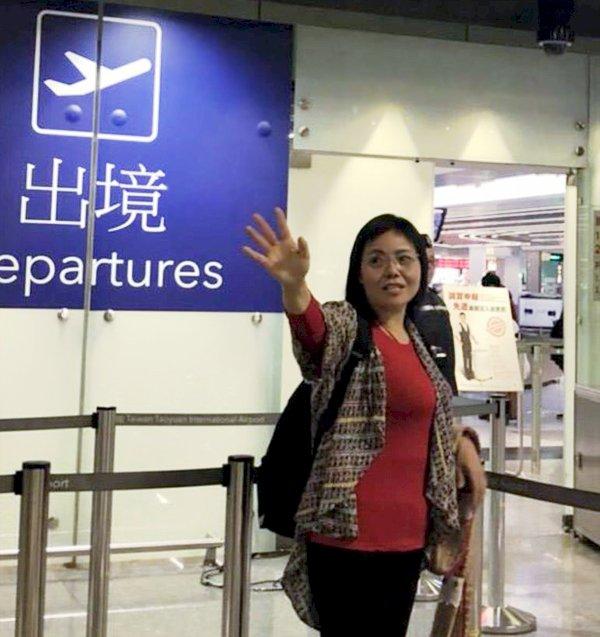 【獨家】中國維權人士黃燕:如果台灣被一國兩制  遭迫害者還能投靠何處?