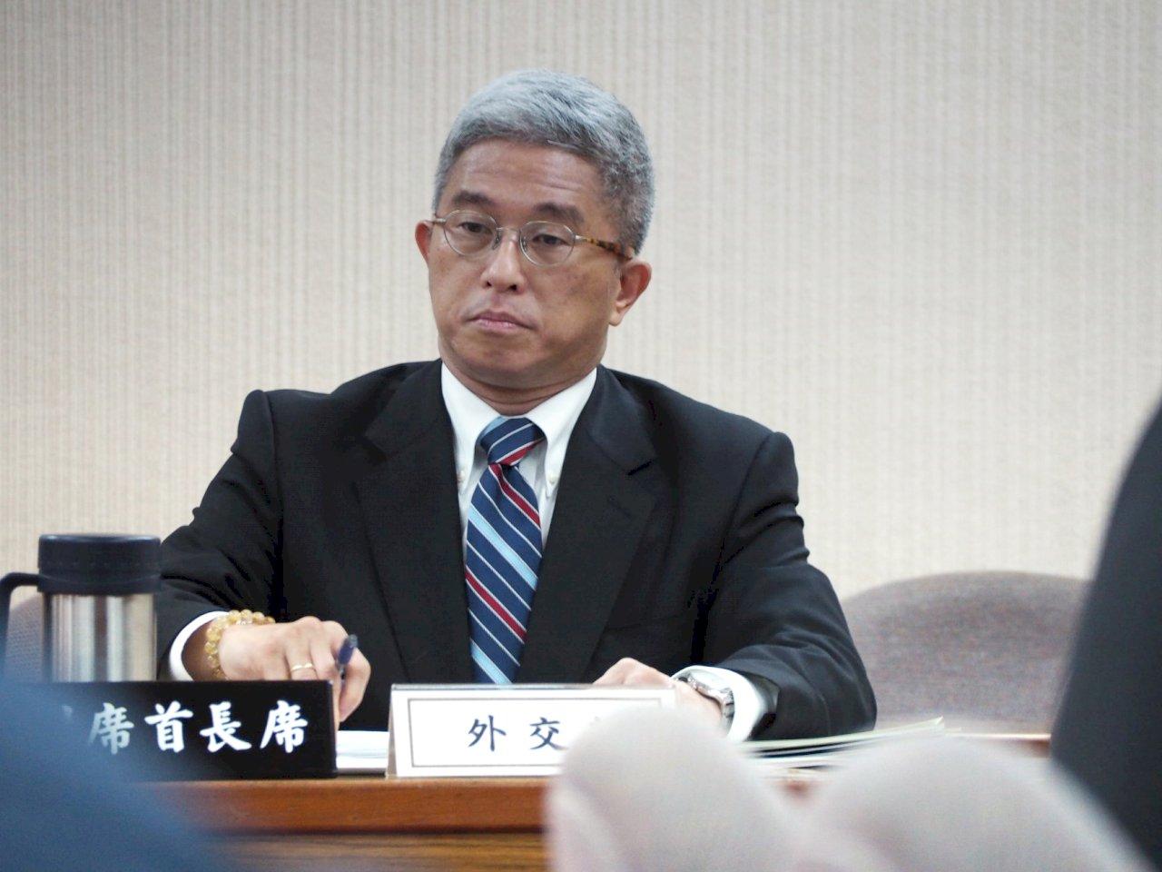 鞏固邦誼 外交部次長11月訪吐瓦魯