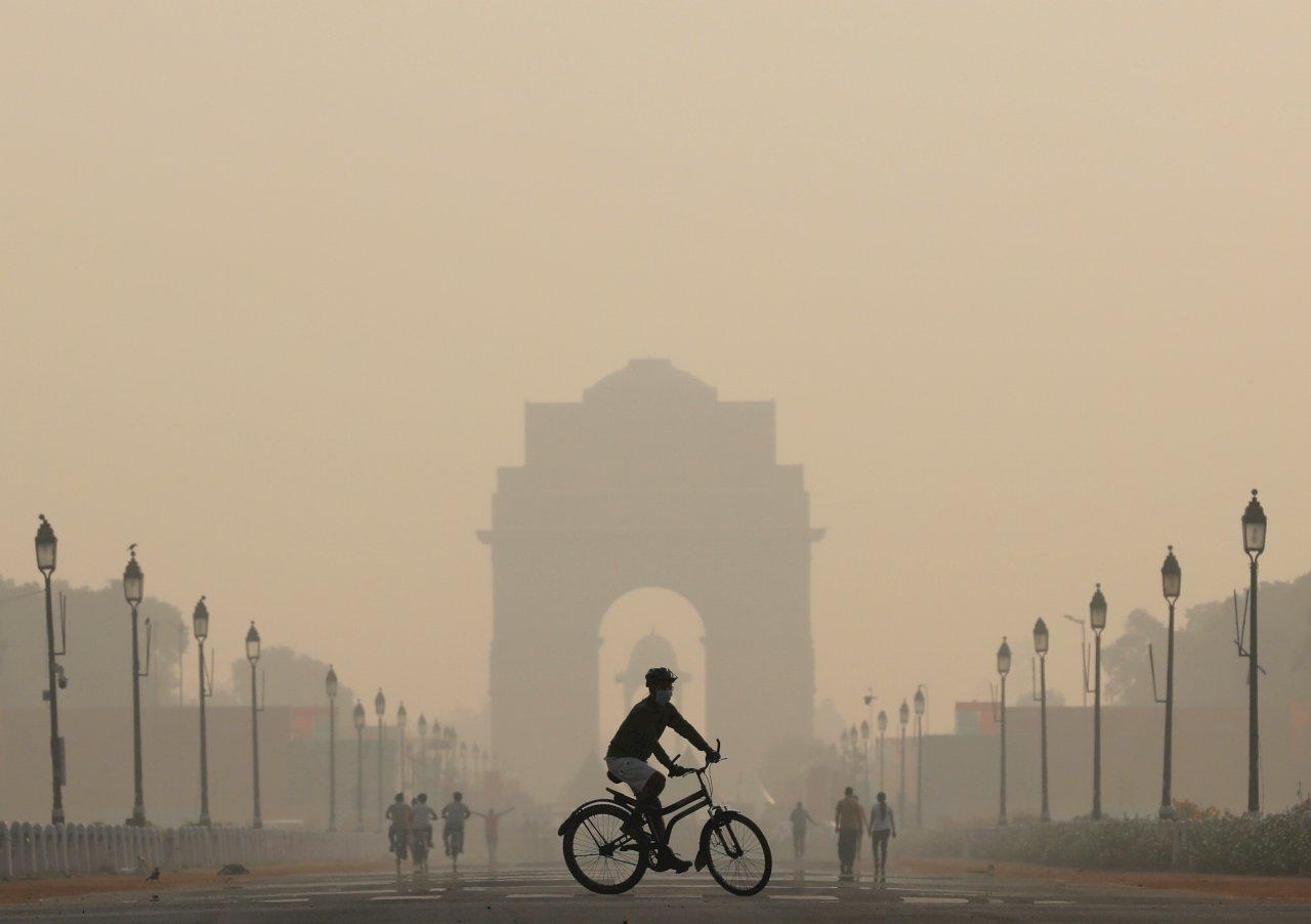 空氣不平等 你所不知道的印度窮人空汙指數