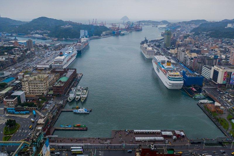 台灣7大商港空污改善有成 SO2排放顯著下降