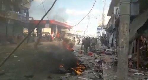 敘北邊城炸彈攻擊13死30傷 土耳其歸咎庫德民兵