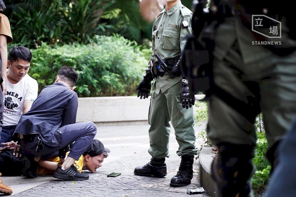 反送中爆發至今 香港警方拘捕逾萬人