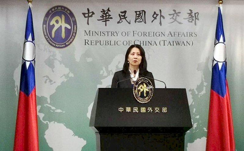 國台辦稱助台人返台 外交部:回國只可用中華民國護照