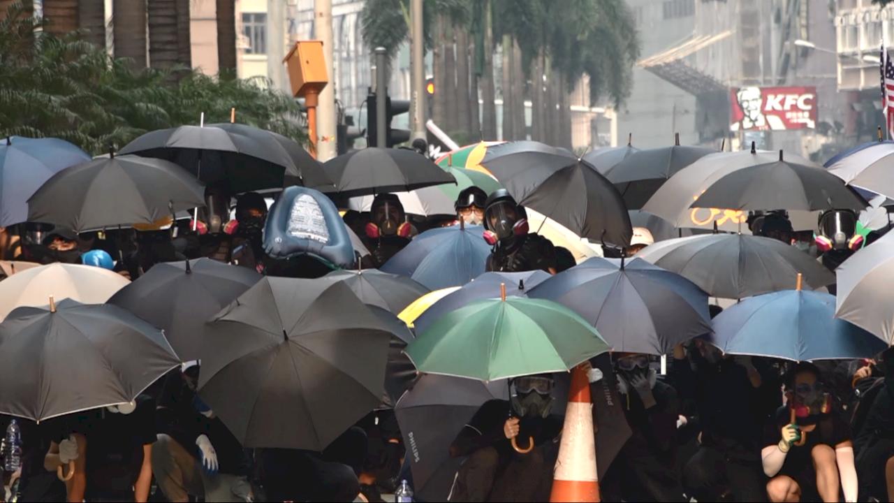 美國會議員提名香港民主運動 角逐諾貝爾和平獎