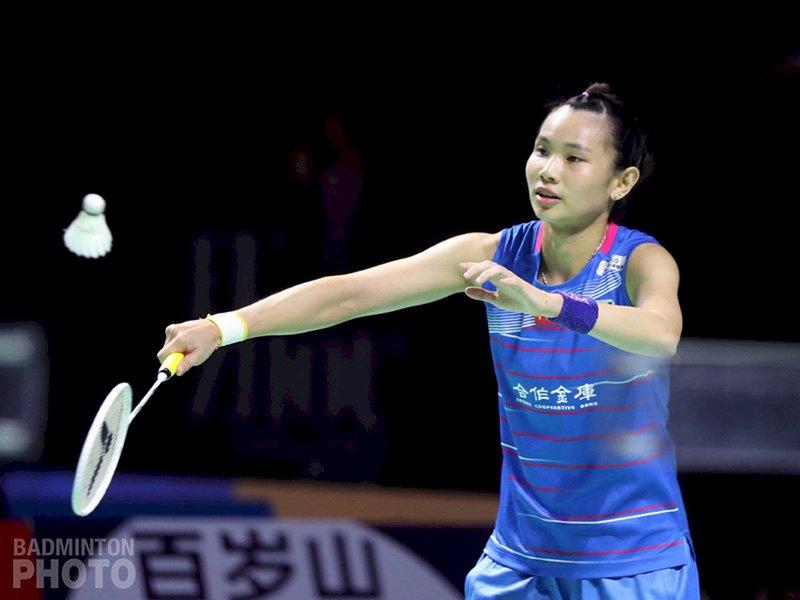 福州中國羽賽 戴資穎帶傷出擊直落二晉8強
