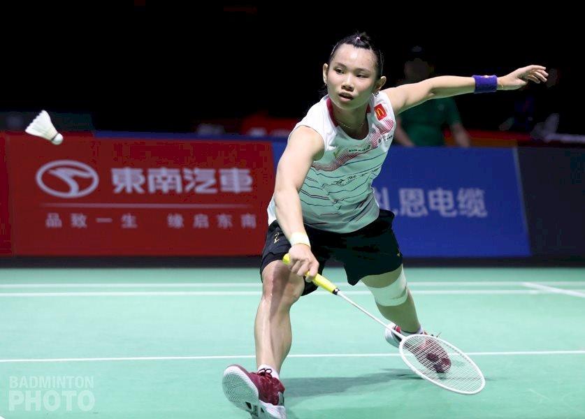 戴資穎福州中國羽賽四強中途退賽 仍有望重登球后