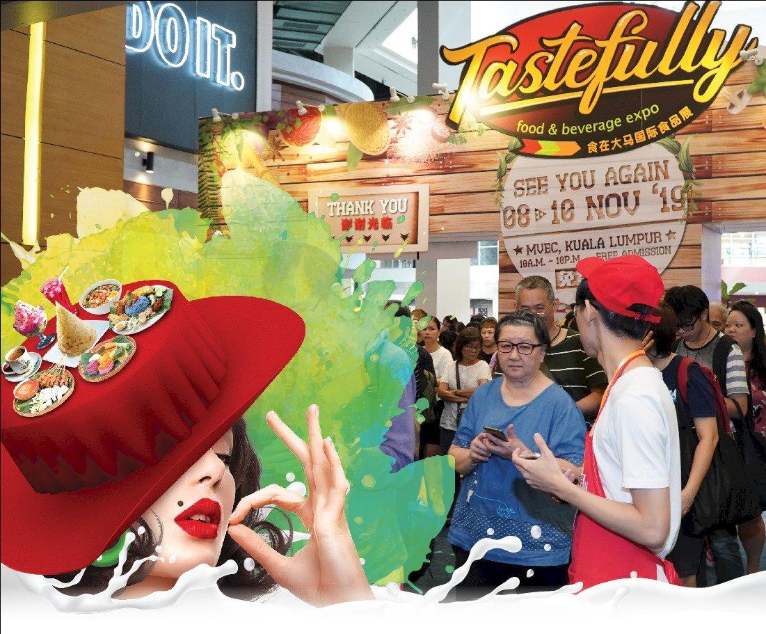 台灣業者參與馬國食品展 盼點燃新南向商機