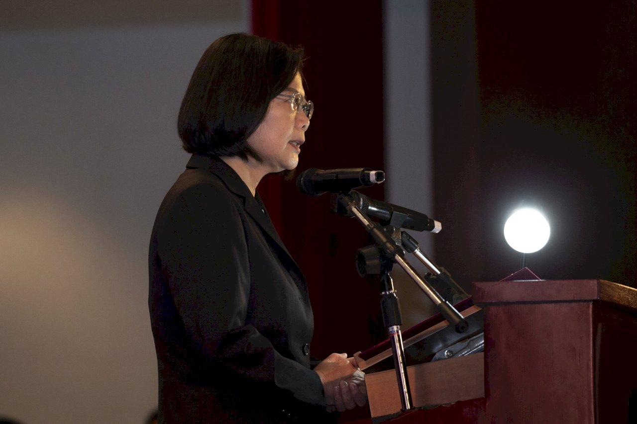 拚亞洲高階製造中心 總統邀企業共揭台經濟奇蹟2.0序幕