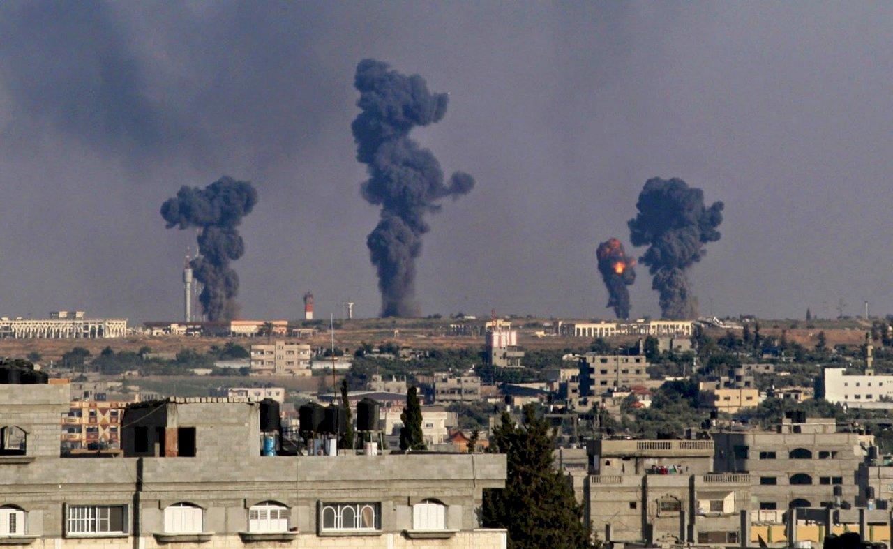 聯軍:空襲IS近5年 誤炸死1300平民