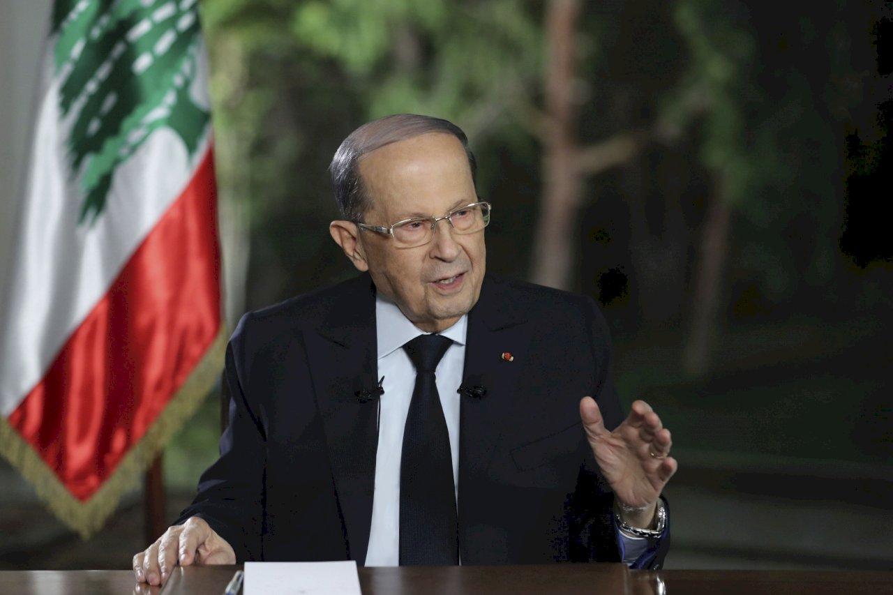 與以色列談和平 黎巴嫩總統似不排除可能性