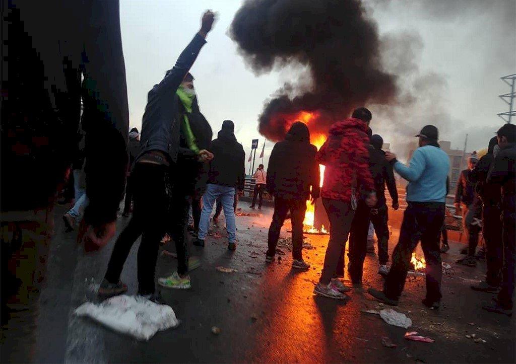 半年過去 人權團體:伊朗示威罹難者正義恐難伸