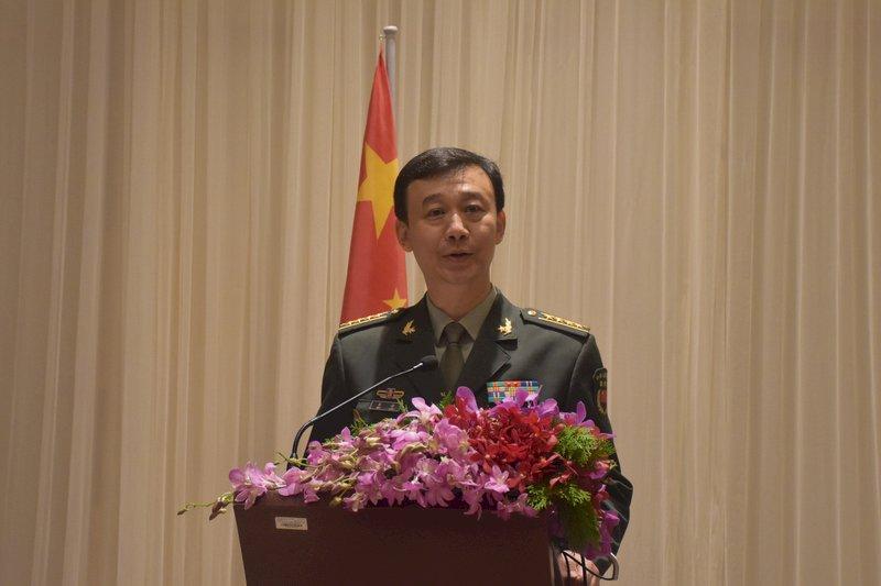 美中防長會晤 中方要美慎重處理台灣問題