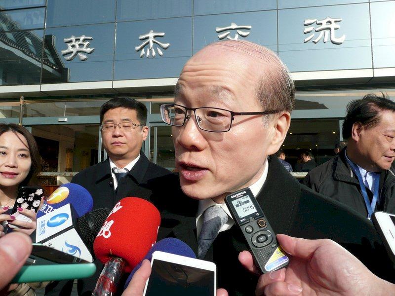 中國國台辦被指領導幹部有問題 線索已送中紀委