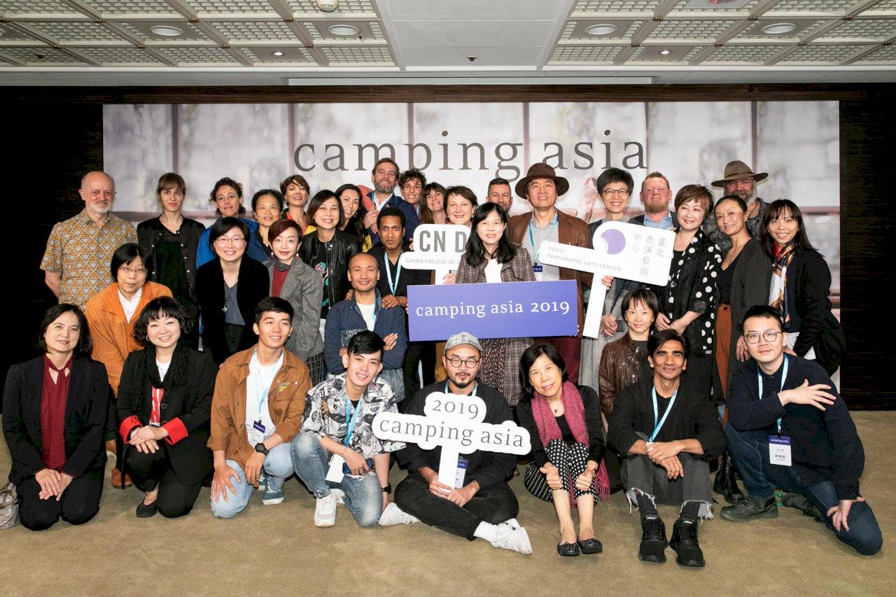台法合作 亞洲首屆Camping Asia開啟藝術想像