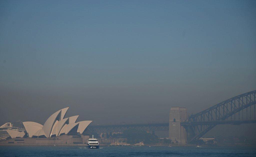 野火狂燒請願無效 雪梨跨年煙火秀照嗨