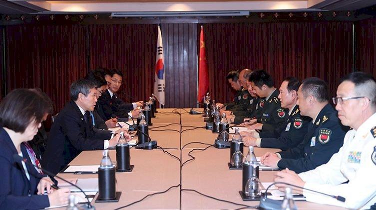 不滿川普漲價 南韓防禦向中國靠攏