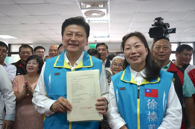 吳敦義曾允傅崐萁回復黨籍並選立委? 國民黨否認
