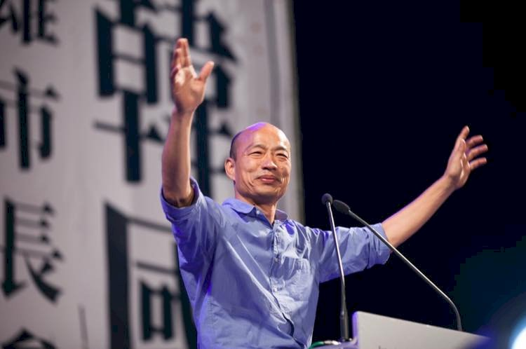韓國瑜批民進黨丟失邦交國 民進黨回嗆:關鍵在中國