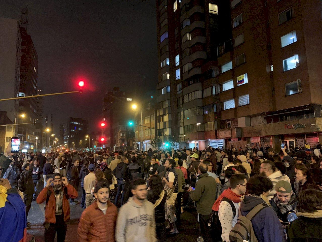 南美洲掀抗議潮 哥倫比亞大罷工反對右翼政府