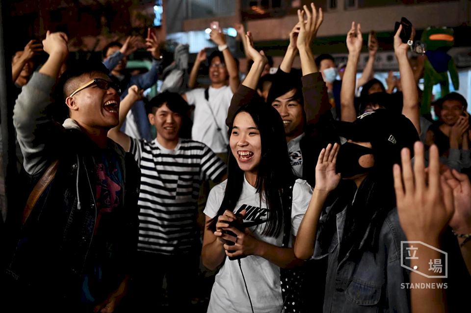 朕不給你,你不能搶!中國人大修改香港選制 失去議場的民主派 會走回街頭嗎?