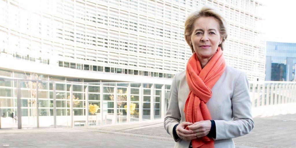 歐盟執委會新主席:歐盟不會取代北約