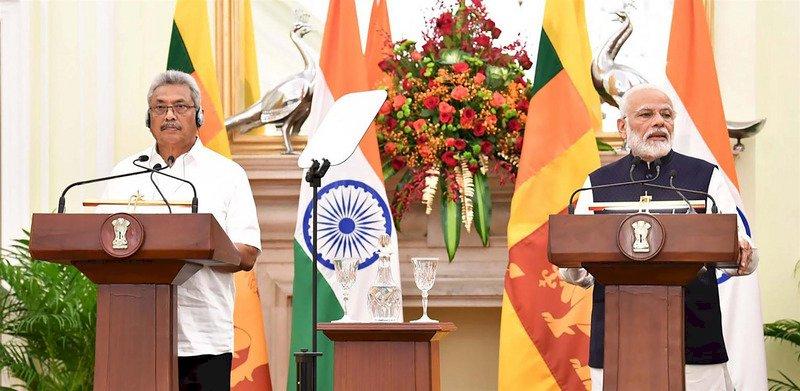 避免斯里蘭卡傾中 印度提供4億美元貸款強化關係