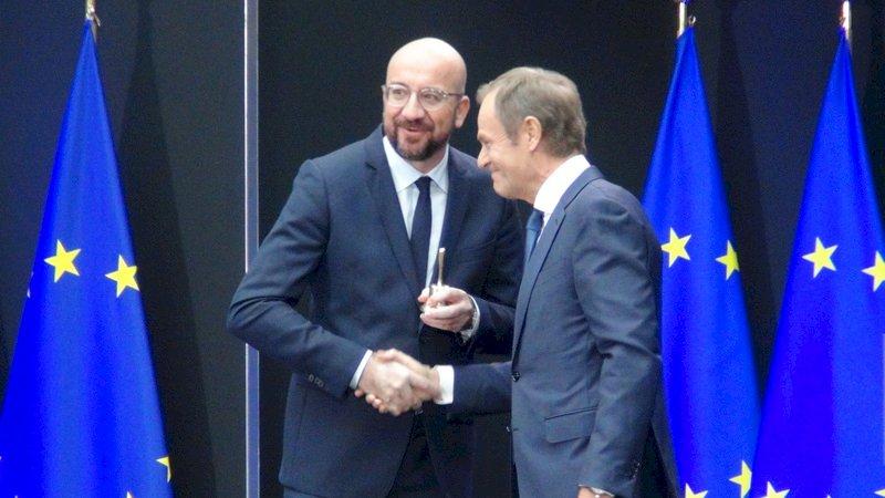 新歐洲理事會主席米歇爾 盼打造更強勢歐盟