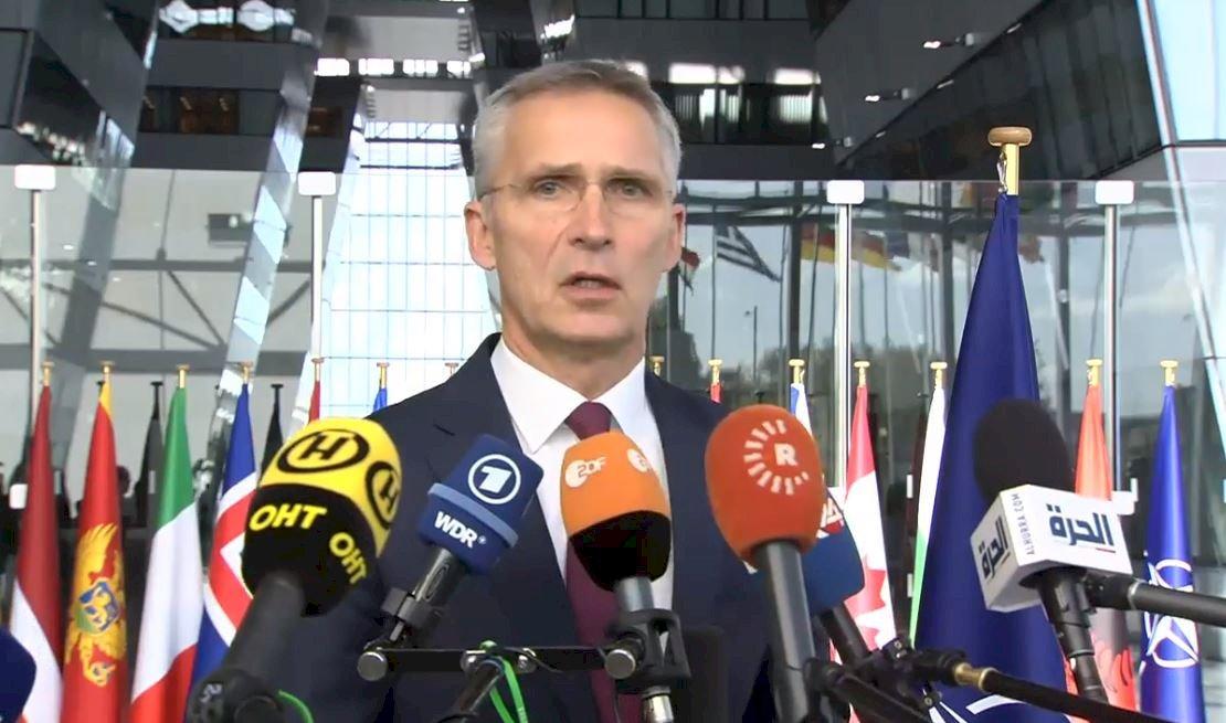 北約秘書長:成員國必須應對中國這個不認同我們價值觀的大國