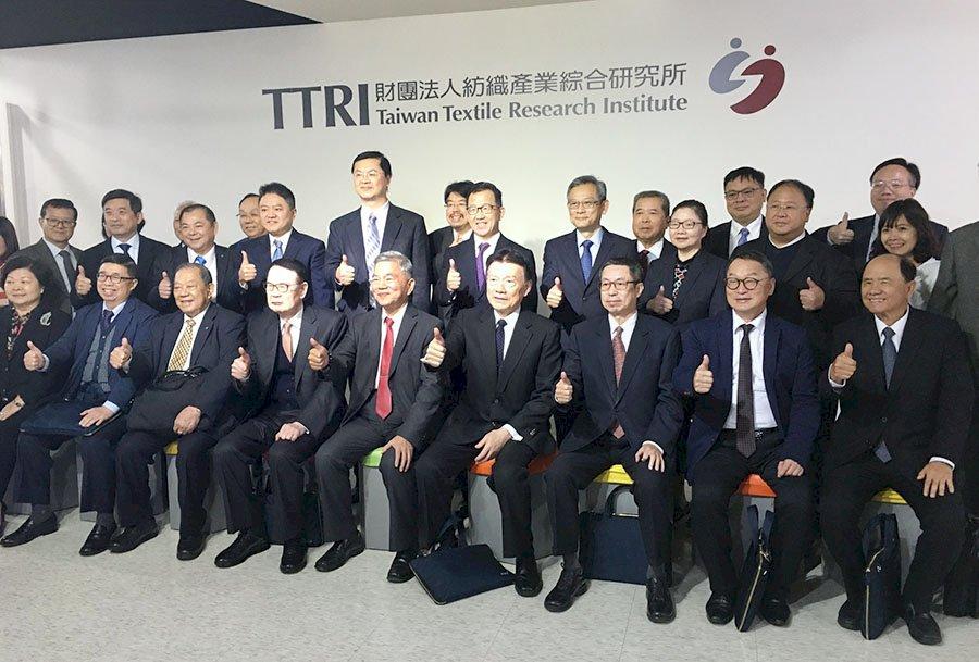 紡織業反應新北土地太貴 經長:鎖定大咖邀至中南部設廠
