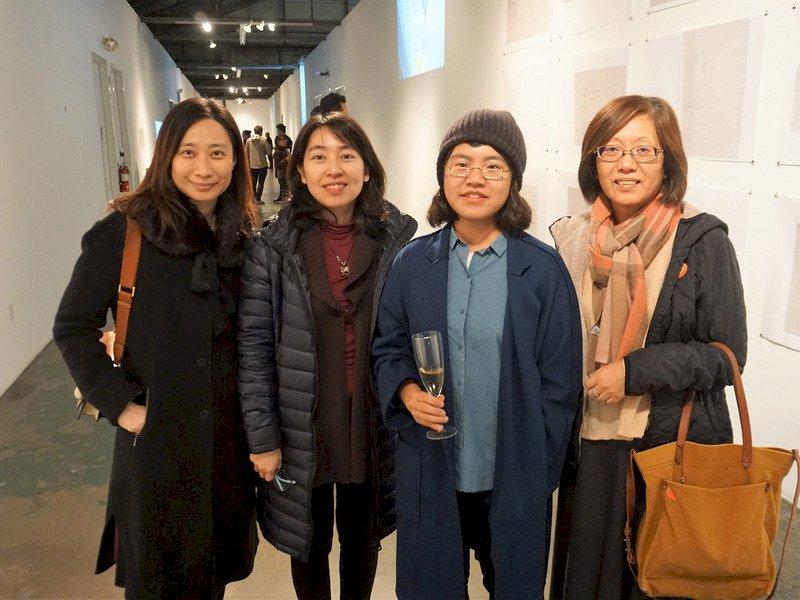 台灣藝術家到洛杉磯駐村 好萊塢明星變鄰居