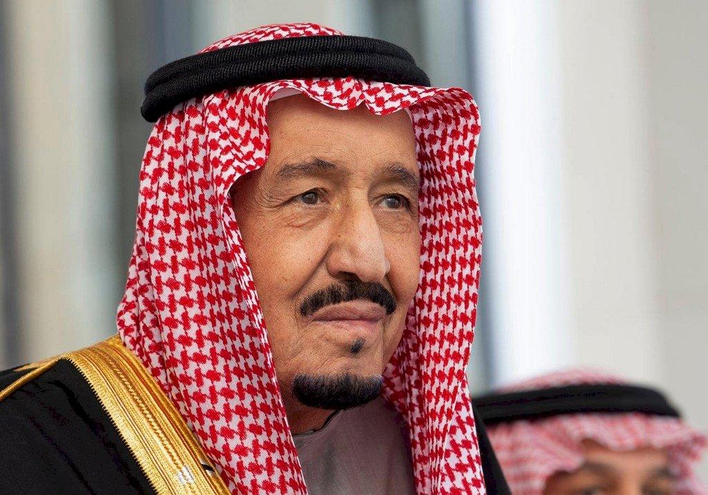 高齡84歲 沙烏地阿拉伯國王驚傳住院