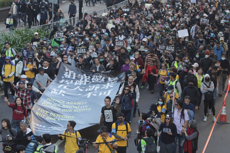 從民陣解散看香港社會組織的未來