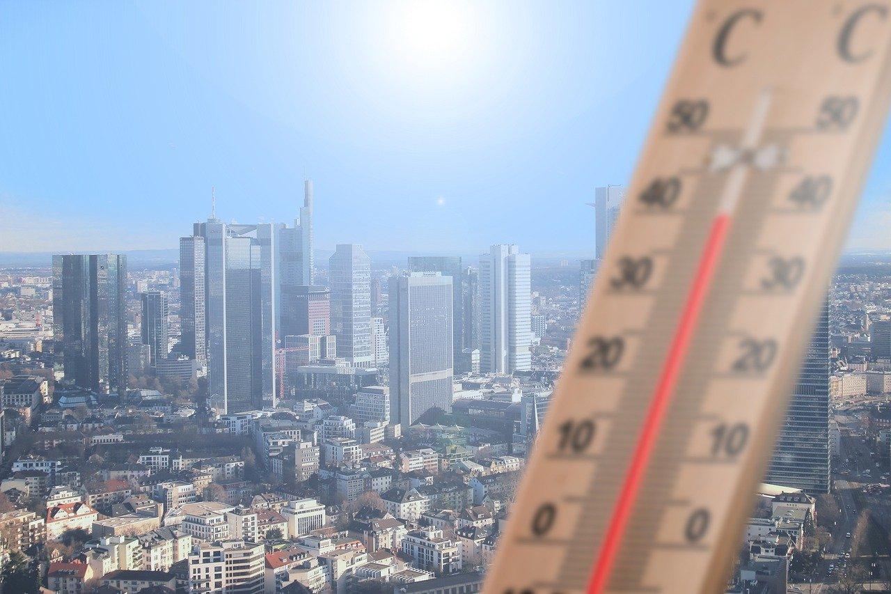 全球暖化人類紅色警戒 聯合國氣候報告敲警鐘