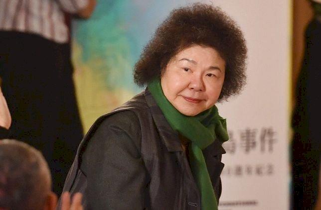 藍委占議場要求撤提名 陳菊:惡意抹黑我不退縮