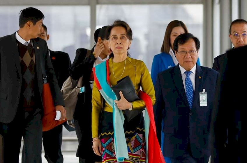 國際法庭洛興雅種族滅絕聽證 人權團體籲抵制緬甸