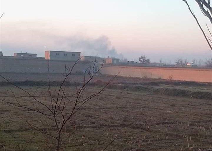 美駐阿富汗基地附近爆炸 1死百傷