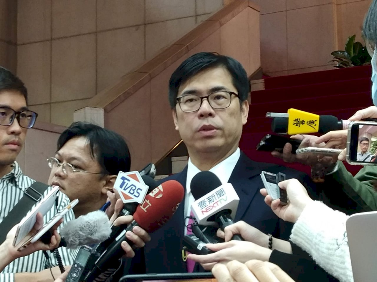5G競標金額飆破700億 陳其邁:注意合理資費訂定