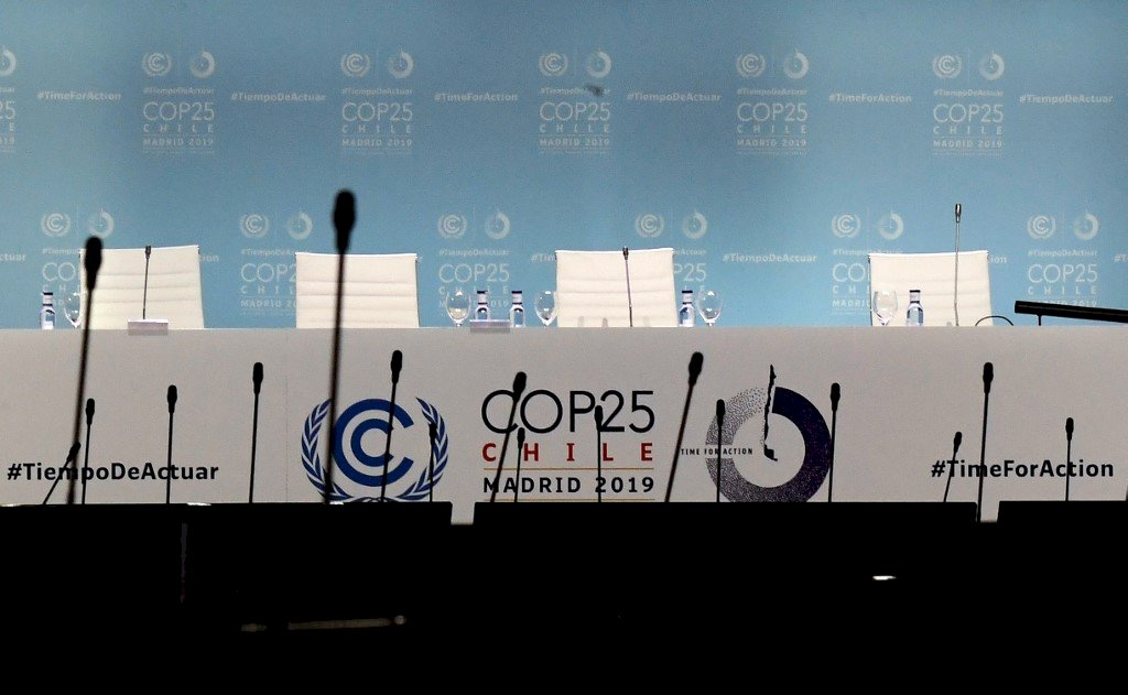 聯合國氣候會議蹣跚步向終點 結果料差強人意