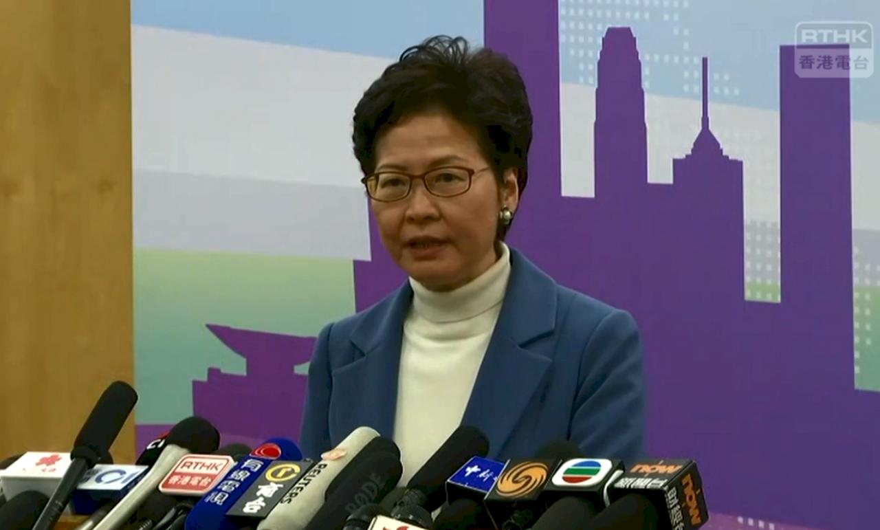 醫界籲關閉與陸邊境遏阻病毒蔓延 香港特首拒絕