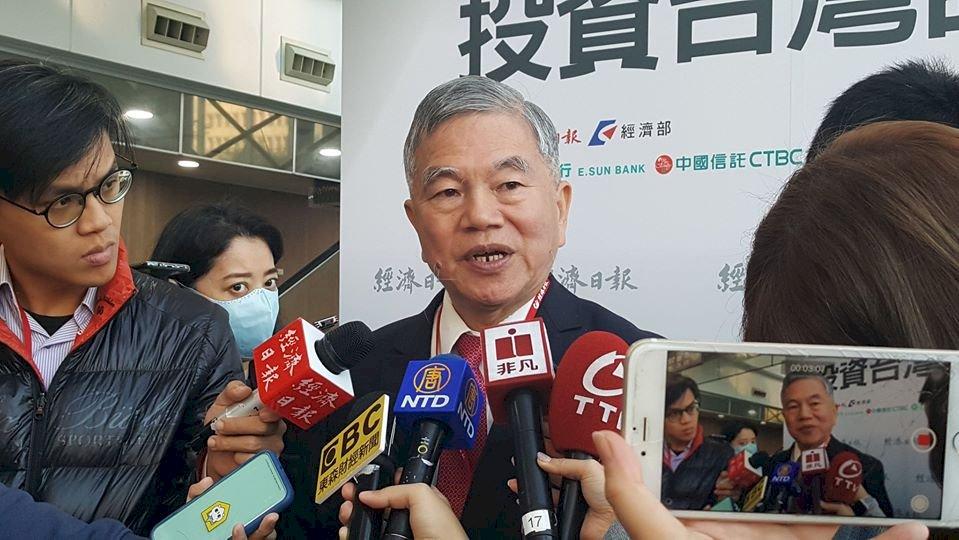沈榮津:四大中心加持 台灣經濟將再繁榮20年
