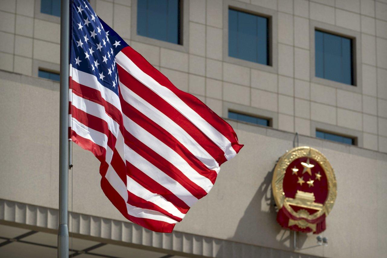 中國對美外交官設限 美國:中國升級制裁