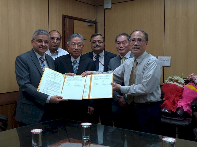 成大與全印度醫科大學簽約 獲印官方認可創台灣首例