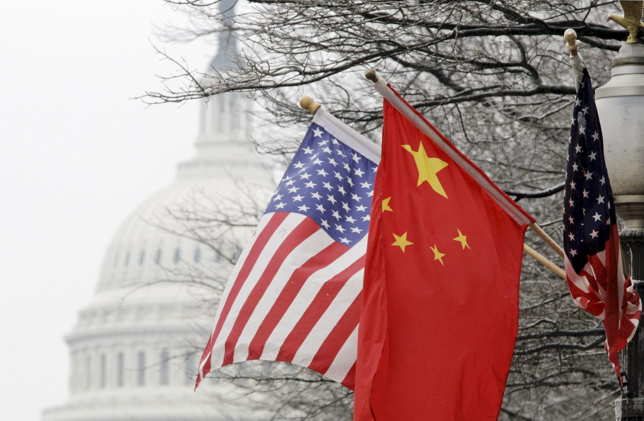WSJ:中國狠祭國安法 華府出手受限傷腦筋
